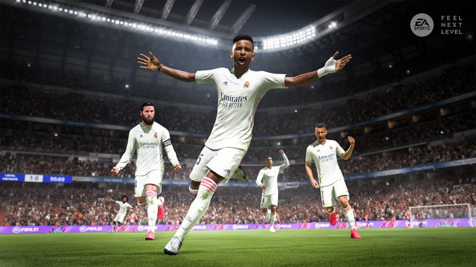 Real Madrid - Mejores equipos FIFA 21