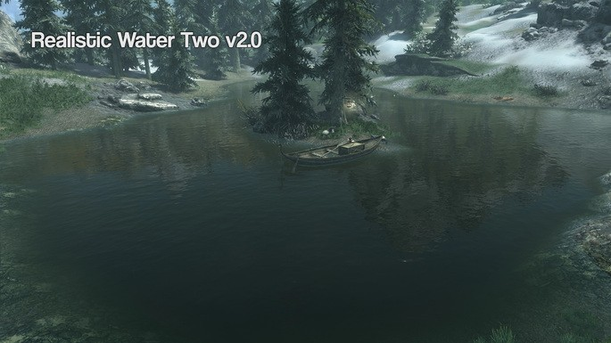 Realistic Water Two - Mods Skyrim