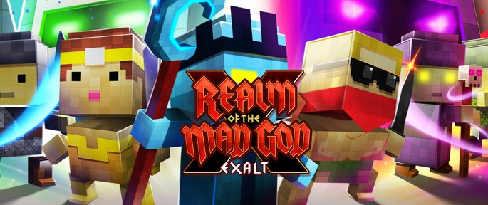 Realm of the Mad God Exalt - Juegos MMORPG gratis para PC