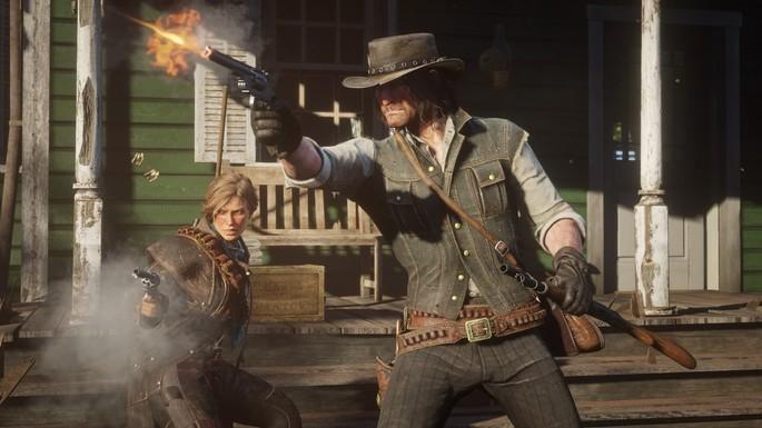 Red Dead Redemption 2 - Mejores juegos para PC
