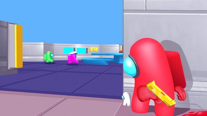 Red Imposter - Juegos parecidos a Among Us