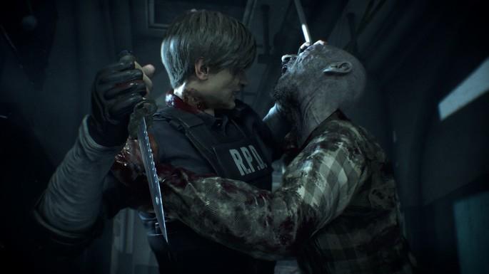 Resident Evil 2 Remake - Mejores juegos para PC