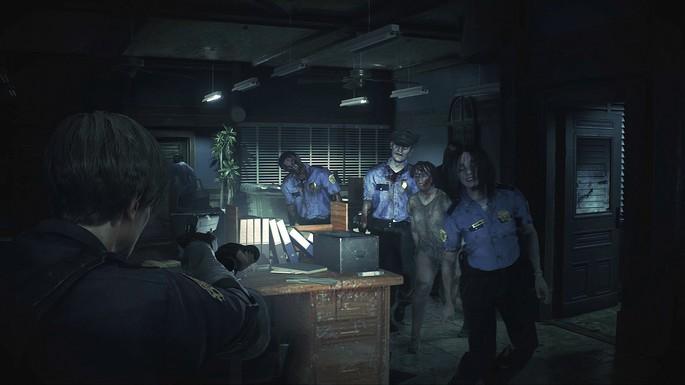 Resident Evil 2 Remake - Mejores juegos de terror PC