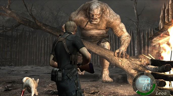Resident Evil 4 - Juegos de terror para PC pocos requisitos