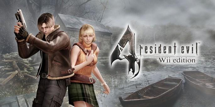 Resident Evil 4 Wii Edition - Juegos de Nintendo Wii
