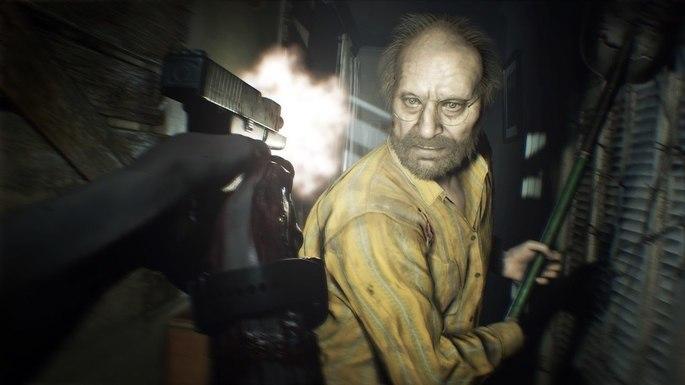 Resident Evil 7 VR - Juegos VR