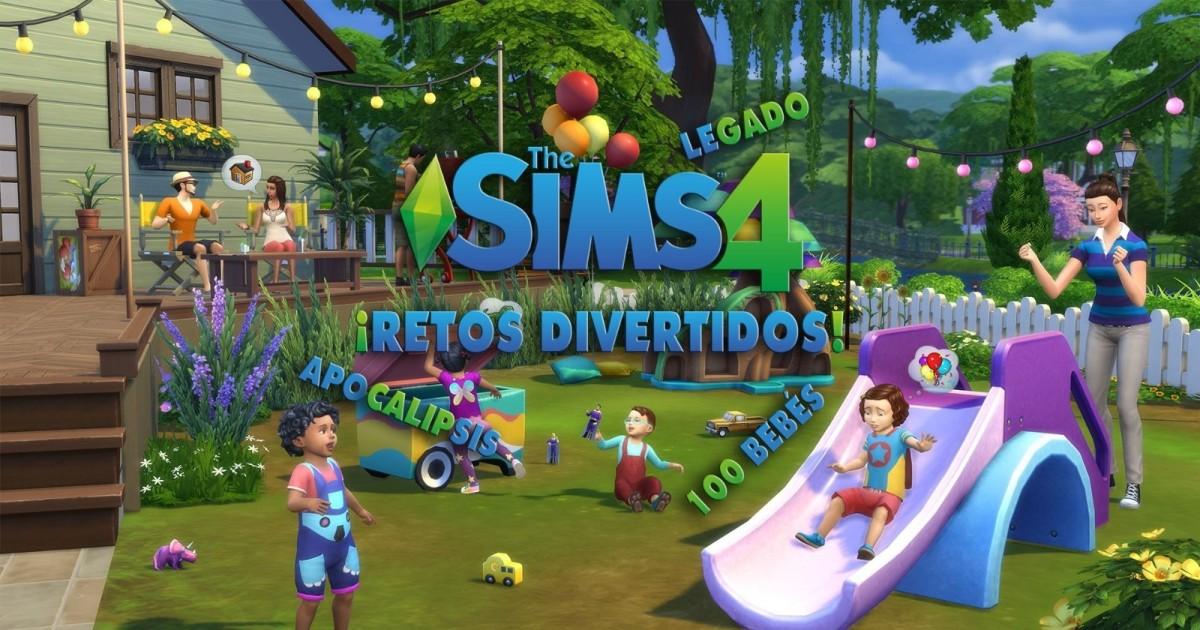 Los 12 Retos Más Divertidos Para Completar En Los Sims 4 Liga De Gamers