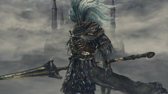 Rey Sin Nombre - Dark Souls 3 Bosses