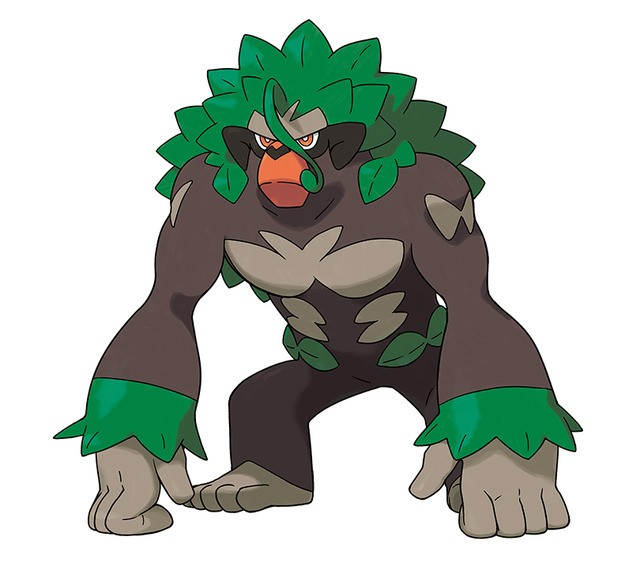 Rillaboom Pokémon Espada y Escudo