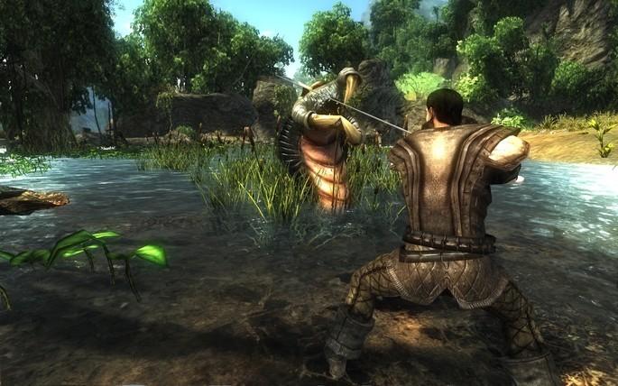 Risen - Mejores juegos RPG para PC