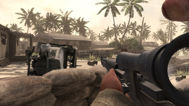 Juegos de tiros para PC con pocos requisitos: Rising Storm