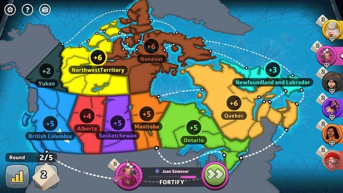 RISK Global Domination - Juegos de estrategia PC gratis