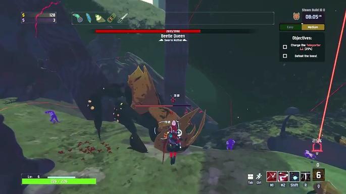 Risk of Rain 2 - Juegos de multijugador
