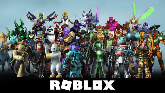 Roblox - Juegos con crossplay