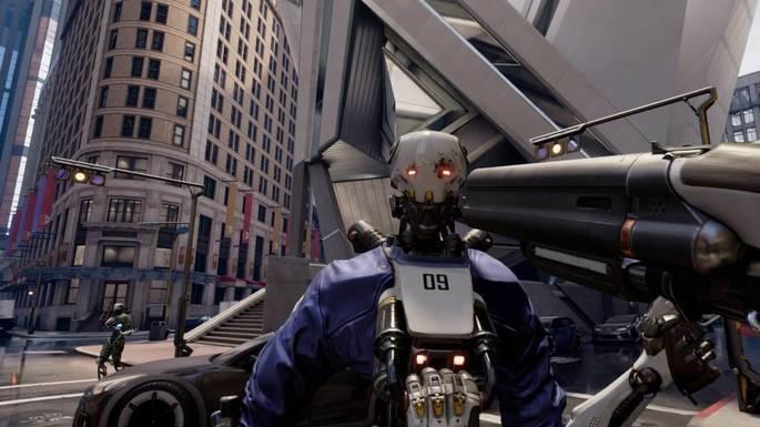 Robo Recall - Juegos VR