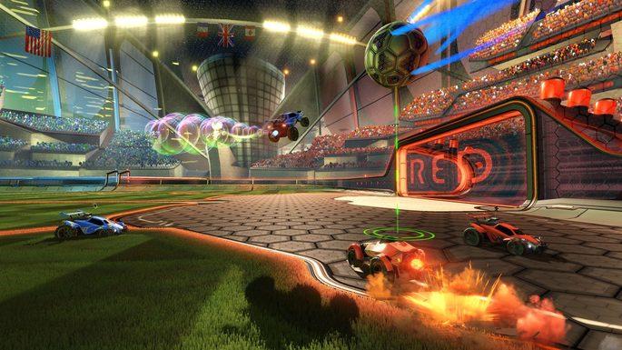 Rocket League - Juegos de multijugador