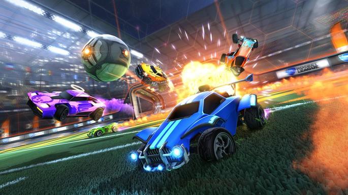 Rocket League - Juegos multijugador local PC
