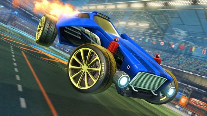 Rocket League - Juegos multijugador PS4