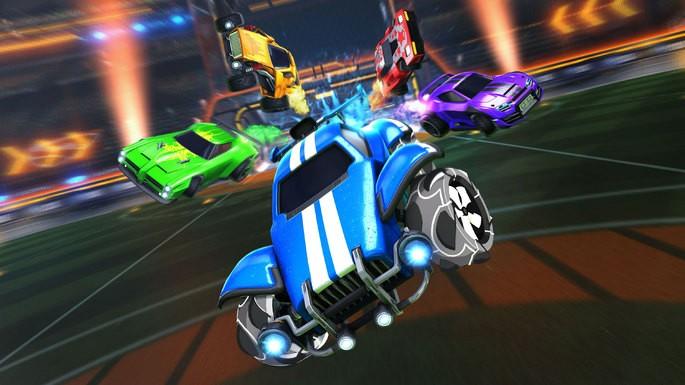 Rocket League juegos gratis para descargar