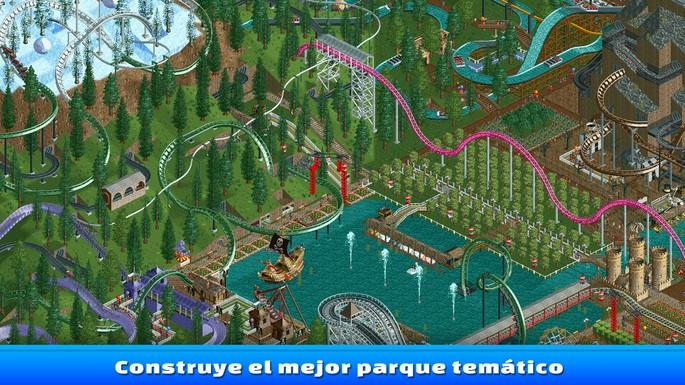 Rollercoaster Tycoon Classic - Juegos de simulación para PC