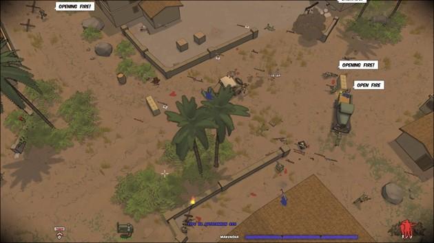 Juegos de tiros para PC con pocos requisitos: Running With Rifles