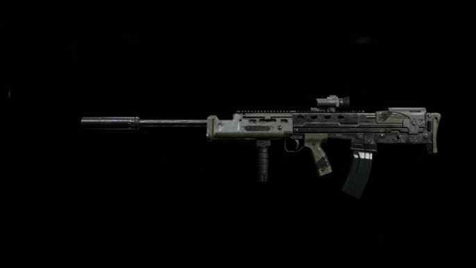 SA87 mejores clases COD Warzone
