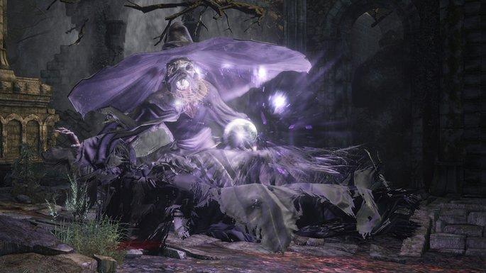 Sabio de Cristal - Dark Souls 3 Bosses