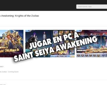Saint Seiya Awakening: cómo descargar y jugar en PC con LDPlayer