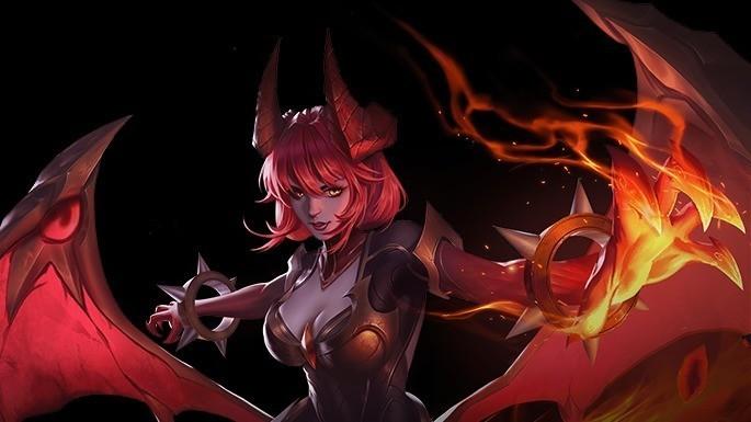 Salome - Maga de Champions Legion