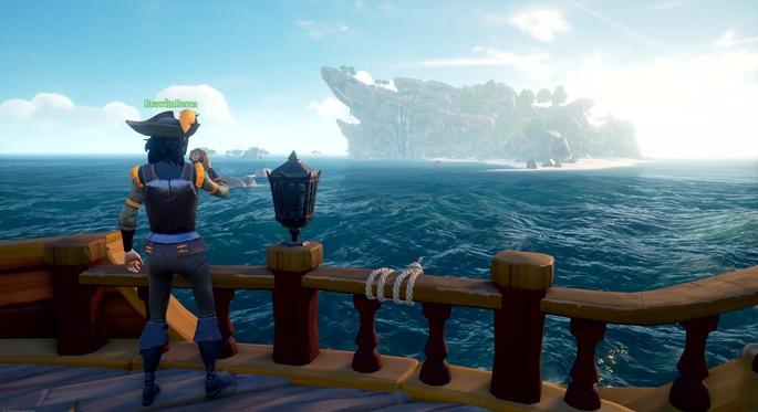 Sea of Thieves - Juegos de multijugador