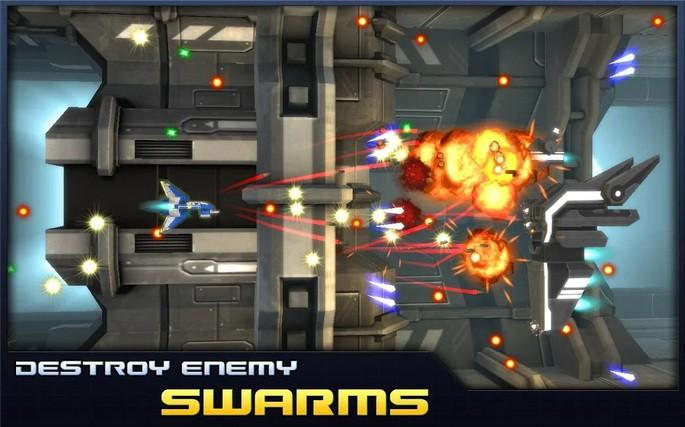 Sector Strike - Mejores juegos para Android