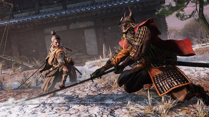 Sekiro Shadows Die Twice