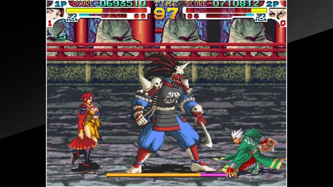 Sengoku 3 Neo Geo