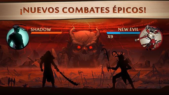 Shadow Fight 2 - Juegos para Android sin Internet