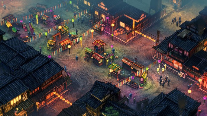 Shadow Tactics Blades of the Shogun - Juegos para PC sin Internet