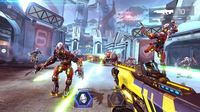 Shadowgun Legends - Mejores juegos para Android