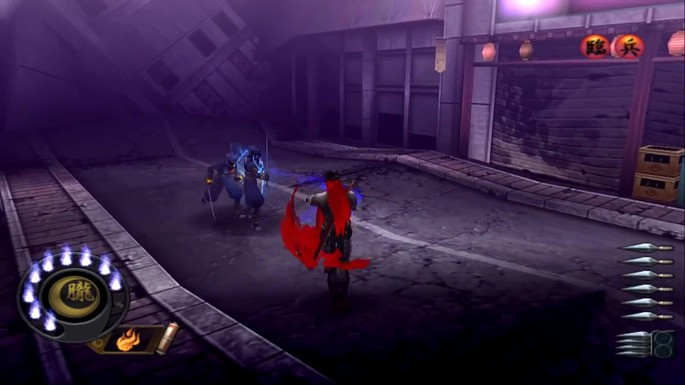 Shinobi - Juegos más difíciles