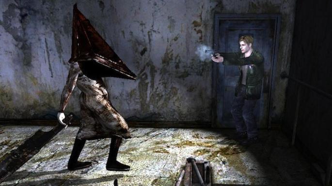 Silent Hill 2 - Mejores juegos para PC
