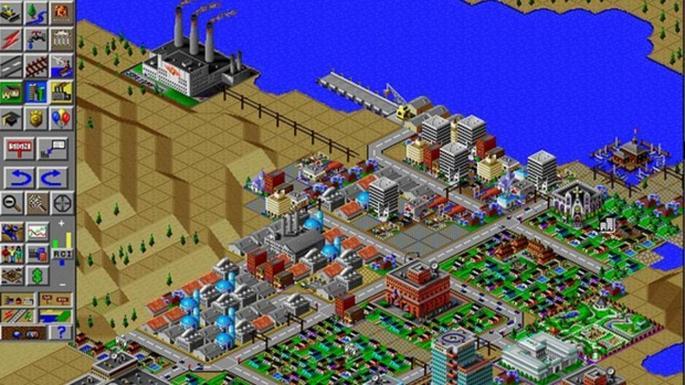 SimCity 2000 - Juegos antiguos PC