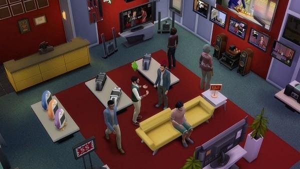 Sims 4 códigos comercio