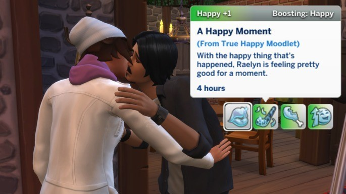 Sims 4 Emociones Realistas Meaningful Stories