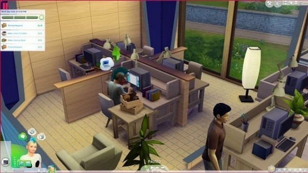 Sims 4 experimentar carreras