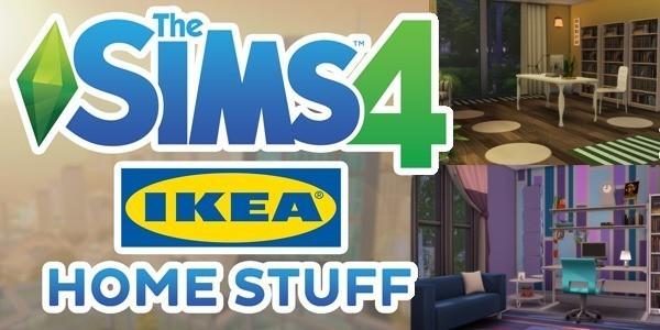 Sims 4 Muebles y decoraciones de IKEA