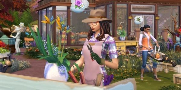 Sims 4 Paquetes de semillas para plantas