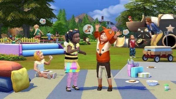 Los Sims 4 - El reto de 100 bebés