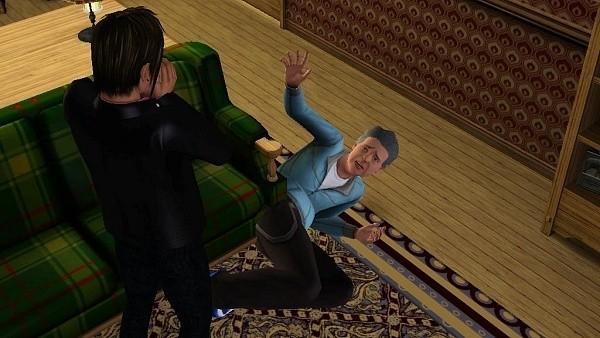 Los Sims 4 - El reto del Asesino en serie