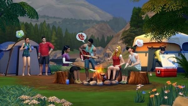 Los Sims 4 - El reto de Comunidad / Culto