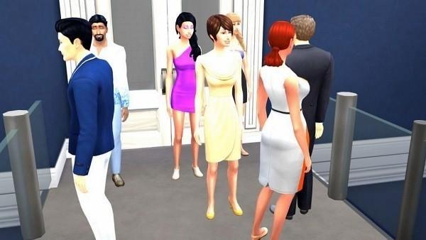 Los Sims 4 - El reto del Gran Hermano