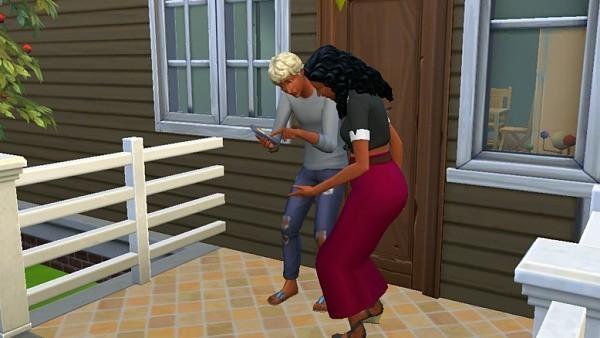 Los Sims 4 - El reto del Legado