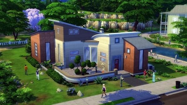 Los Sims 4 - El reto del Manicomio